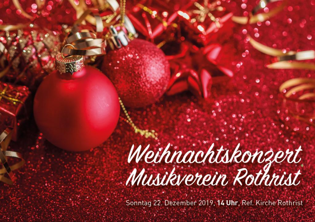 Weihnachtskonzert @ Reformierte Kirche Rohrist